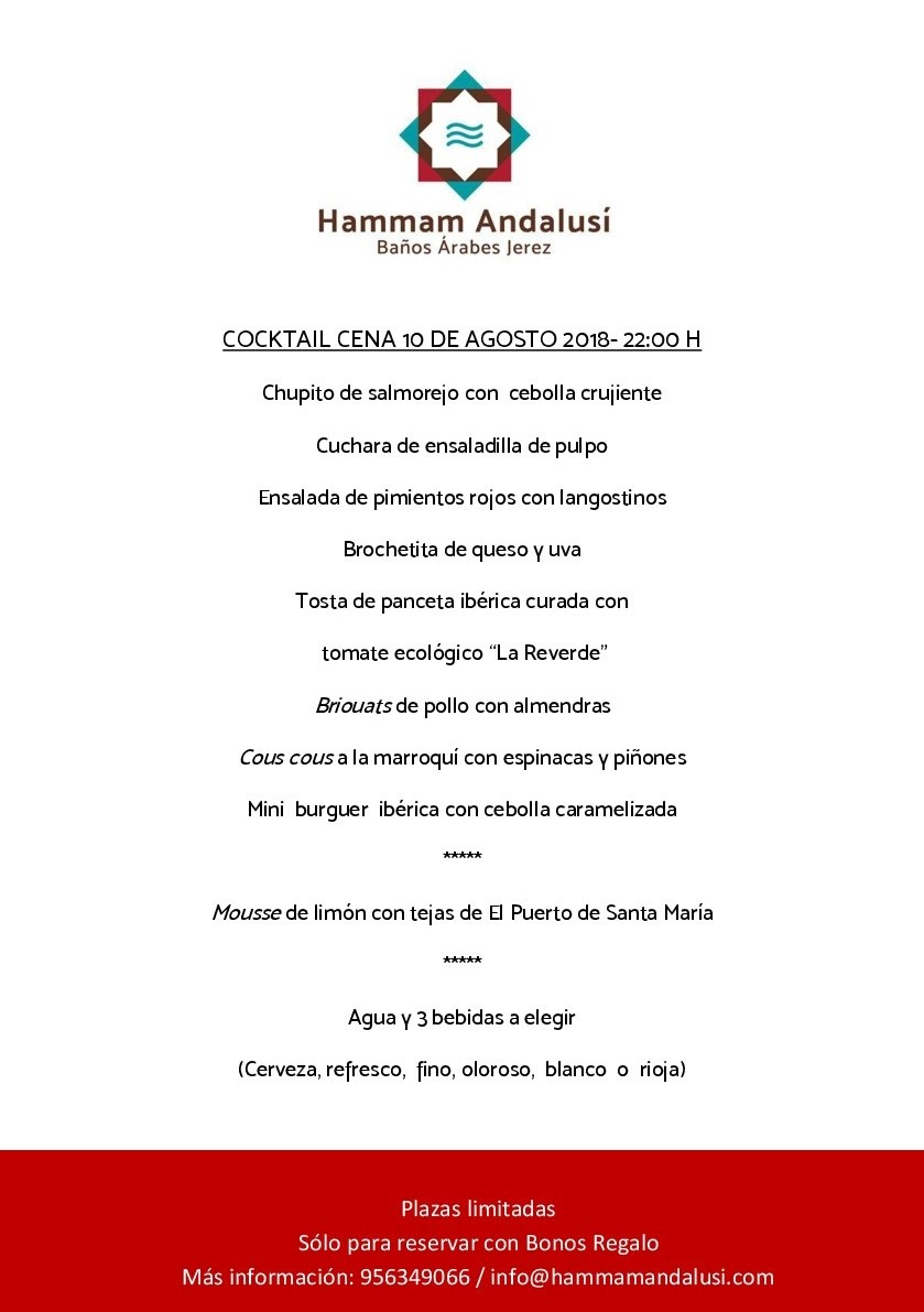 menu-cena-cocktail-hammam-jerez